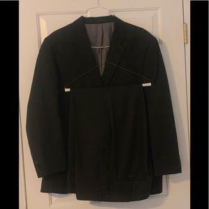 Men's Michael Kors 2 Piece Pinstriped Suit